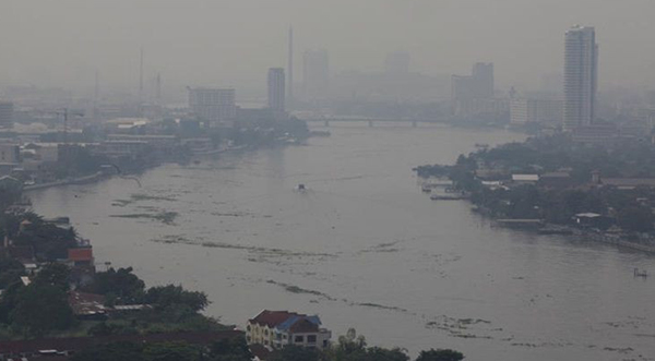 การแย่งยึดที่ดินเพื่อเพิ่มพื้นที่ปล่อยฝุ่น PM 2.5