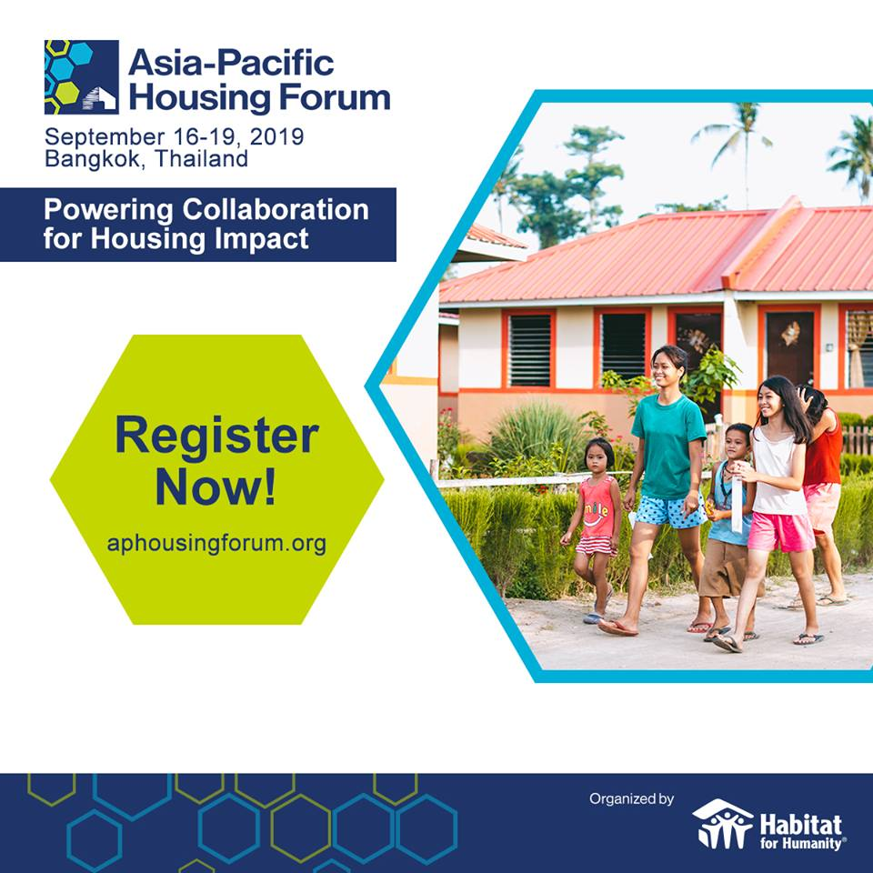 Asia-Pacific Housing Forum 7th