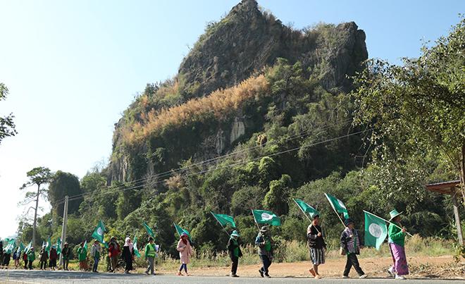 2 มาตรฐาน! กันเขตเหมืองหินปูน แต่ไม่กันเขตทำกินของชาวบ้าน ออกจากพื้นที่เตรียมประกาศอุทยานแห่งชาติภูหินจอมธาตุ-ภูพระบาท