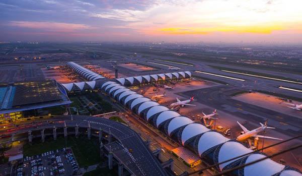 ศรีสุวรรณจ่อร้อง ป.ป.ช. จับพิรุธประมูลสร้างรันเวย์ที่ 3 สนามบินสุวรรณภูมิ ส่อฮั้วประมูล