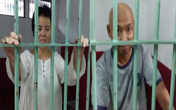 แอมเนสตี้เรียกร้องไทยไม่ส่งกลับสองสามีภรรยานักปกป้องสิทธิชาวจีน  หวั่นถูกทรมานและพิจารณาคดีที่ไม่เป็นธรรม
