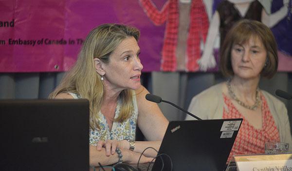 คณะผู้จัดการประชุมสหประชาชาติผ่านอินเตอร์เน็ตเรื่องธุรกิจกับสิทธิมนุษยชน ตอบรับจดหมายเปิดผนึก 7 ข้อของเครือข่ายเครือข่ายผู้หญิงนักปกป้องสิทธิมนุษยชน