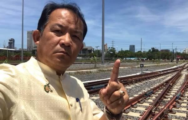 ศรีสุวรรณจ่อร้อง DSI สอบ รฟท.จับพิรุธก่อสร้างทางรถไฟความเร็วสูงไทย-จีน