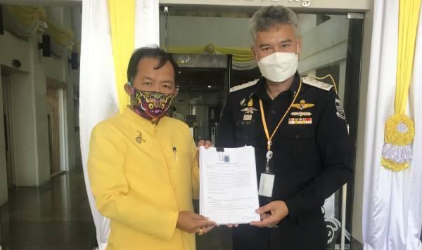 ศรีสุวรรณบุก DSI ร้องสอบคมนาคม/รฟท.จับพิรุธรถไฟความเร็วสูงไทย-จีน