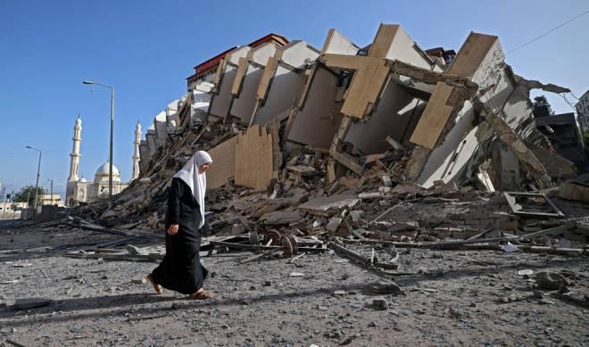 แอมเนสตี้เรียกร้องประชาคมระหว่างประเทศร่วมยุติความขัดแย้งอิสราเอล-ปาเลสไตน์