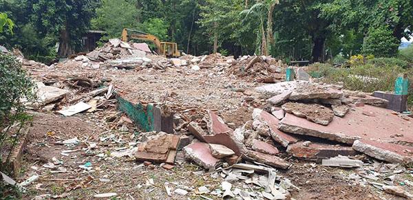 ศรีสุวรรณจ่อร้อง ป.ป.ช.สอบกรมอุทยานฯ-กรมศิลปากรปล่อยให้มีการทุบรื้อทำลายอาคารบอมเบย์ เบอร์มา