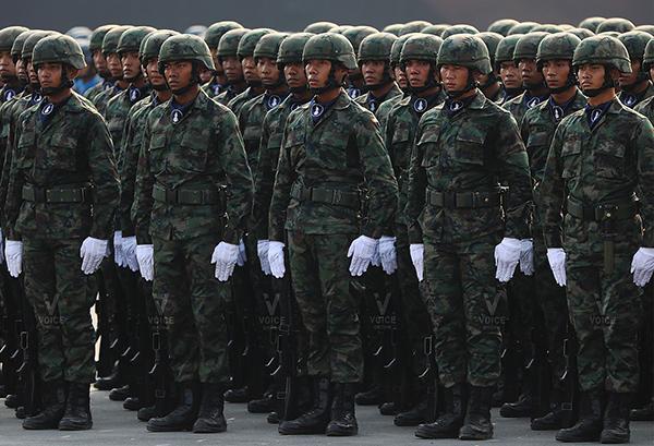 ประเทศไทย:ทหารเกณฑ์ต้องเผชิญกับการคุกคาม การทำร้ายร่างกาย และการถูกละเมิดทางเพศอย่างกว้างขวาง