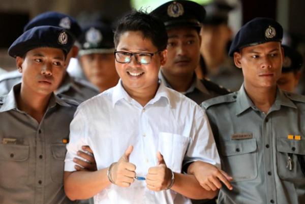 ศาลเมียนมาปฏิเสธคำอุทธรณ์คดีสองนักข่าวรอยเตอร์ยืนจำคุก 7 ปีตามศาลชั้นต้น