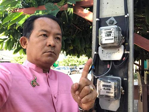 ศรีสุวรรณโวยจ่อร้องผู้ตรวจการแผ่นดินสอบ กกพ.ปล่อยให้มีไฟฟ้าล้นประเทศฉกเงินจากกระเป๋าผู้ใช้ไฟฟ้าเดือนละ 2 แสนล้าน
