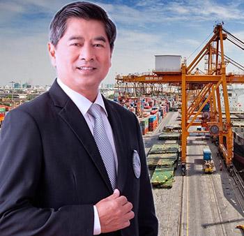 แถลงการณ์  สมาคมองค์การพิทักษ์รัฐธรรมนูญไทย  เรื่อง สงสัยความโปร่งใสการประมูลโครงการก่อสร้างท่าเรือแหลมฉบังเฟส 3
