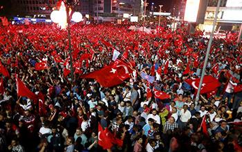 ความขัดแย้งตุรกี-สหรัฐอเมริกามากกว่าสงครามการค้า