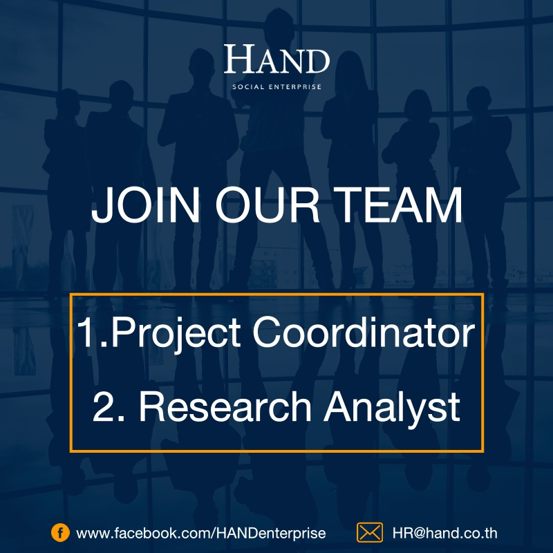Project Coordinator, Research Analyst